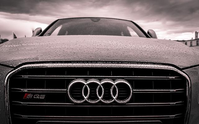 maska Audi