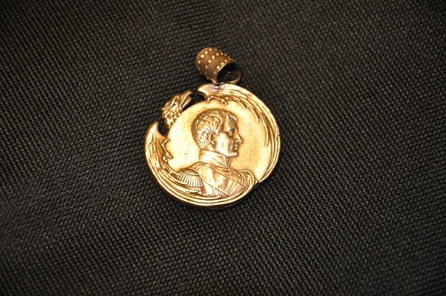 medailon Napoleon