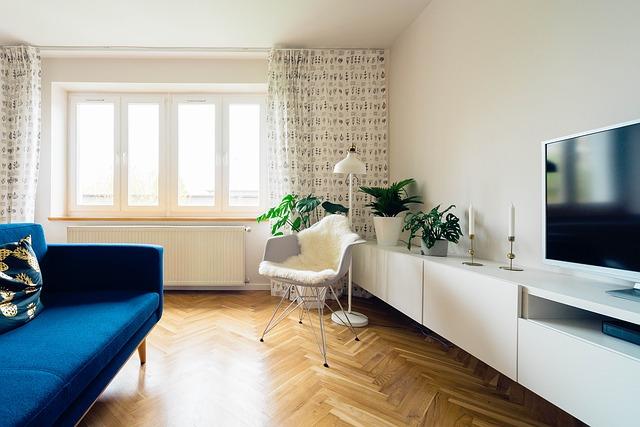 decentní interiér